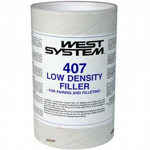 West System 407 Low Density Filler for Fairing and Filleting